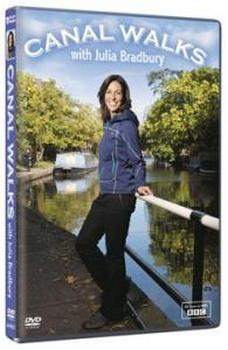 Julia Bradbury'S Canal Walks (DVD)