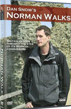 Dan Snow'S Norman Walks (DVD)