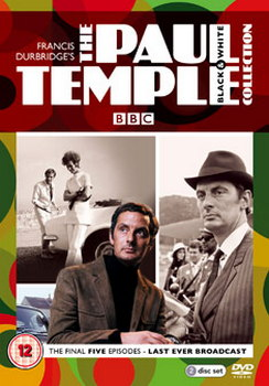 The Paul Temple Black And White Collection (DVD)