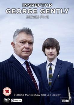 Inspector George Gently: Series 5 (DVD)