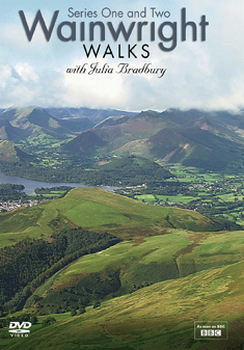Wainwright Walks - Series 1 And 2 - Complete (DVD)