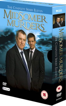 Midsomer Murders: The Complete Series Eleven (DVD)