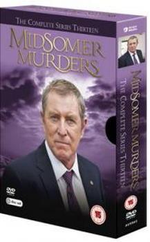 Midsomer Murders: The Complete Series Thirteen (DVD)