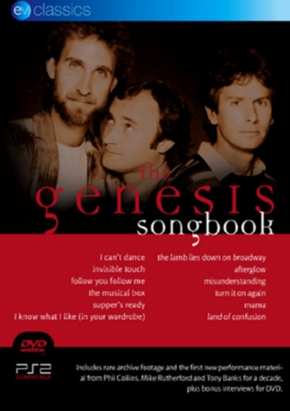Genesis - The Genesis Songbook (DVD)