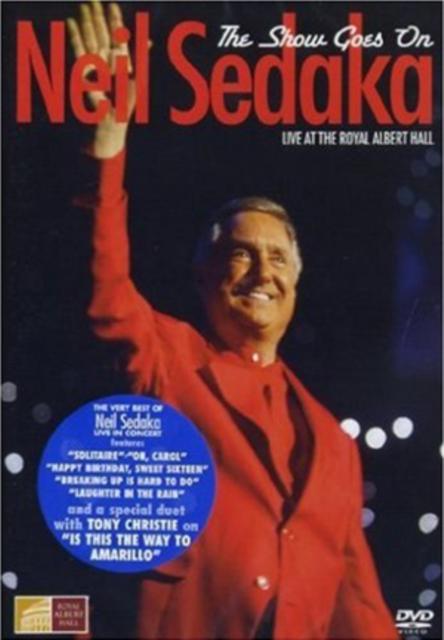 Neil Sedaka - The Show Goes On - Live At The Royal Albert Hall (DVD)
