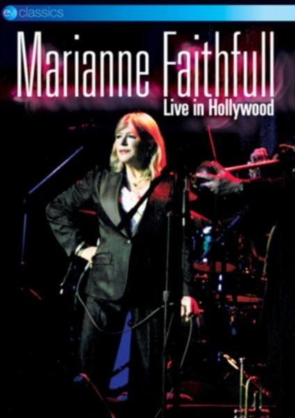 Marianne Faithfull - Live From Hollywood