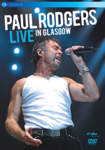 Paul Rodgers - Live In Glasgow (Live Recording/Dvd) (DVD)