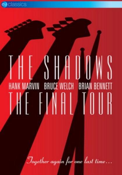 Shadows (The) - Final Tour (DVD)