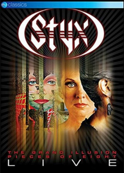 Styx-The Grand Illusion/Pieces of E (DVD)