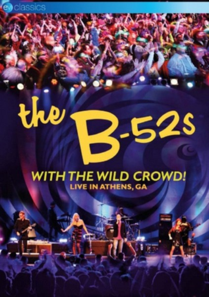 With the Wild Crowd! Live in a (DVD)