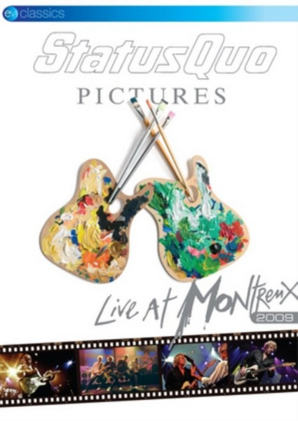 Status Quo Pictures: Live at Montreux 200 (DVD)