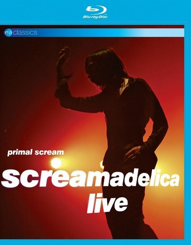 Screamadelica Live [Blu-ray] (Blu-ray)