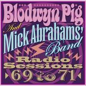 Blodwyn Pig - Radio Sessions 1969-1971 (Music CD)