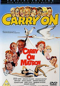 Carry On Matron (Special Edition) (DVD)