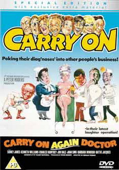 Carry On Again Doctor (Special Edition) (DVD)