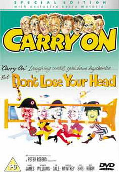 Carry On Dont Lose Your Head (Special Edition) (DVD)
