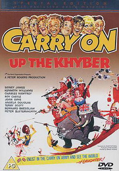 Carry On Up The Khyber (Special Edition) (DVD)