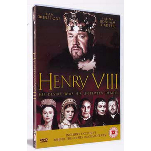 Henry Viii (Two Discs) (DVD)