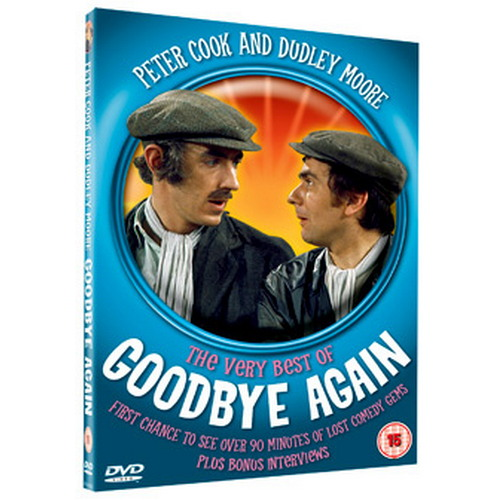 Peter Cooke And Dudley Moore - The Best Of Goodbye Again (DVD)