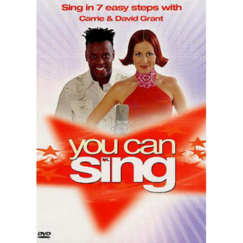 You Can Sing - Sing In 7 Easy Steps With Carrie And David Grant (DVD)