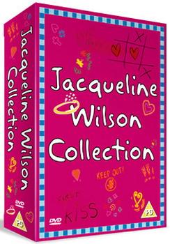 Jacqueline Wilson - Girls In Love / Girls In Tears / Best Friends (Box Set) (DVD)