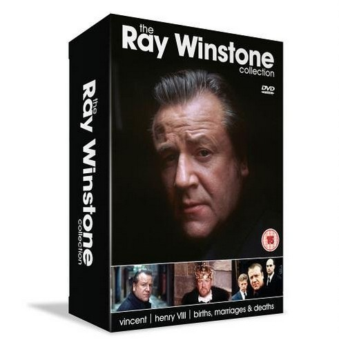 Ray Winstone - Vincent / Henry VIII / Births  Deaths And Marriages (Box Set)