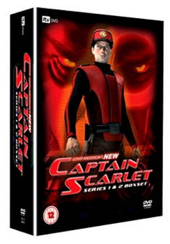 Captain Scarlet - Series 1 And 2 (Box Set) (DVD)