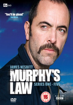 Murphys Law - Series 1-5 - Complete (DVD)
