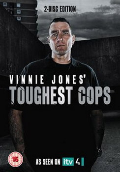 Vinnie Jones Toughest Cops (DVD)