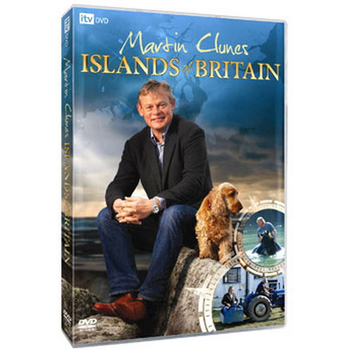 Islands Of Britain (DVD)