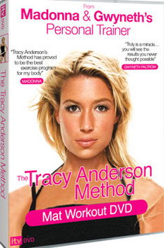 Madonna And Gwyneths Personal Trainer - The Tracy Anderson M (DVD)