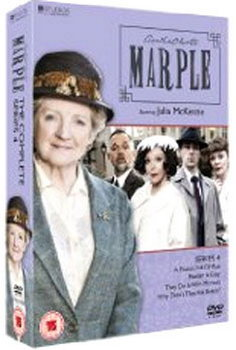 Marple - Series 4 (DVD)