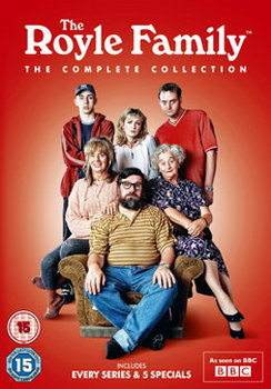The Royle Family: The Complete Collection (DVD)