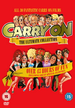 Carry On The Complete Collection (16 Discs) (DVD)