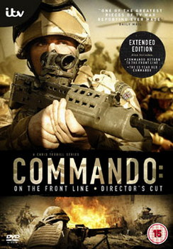Commando: On The Front Line - Director'S Cut (DVD)