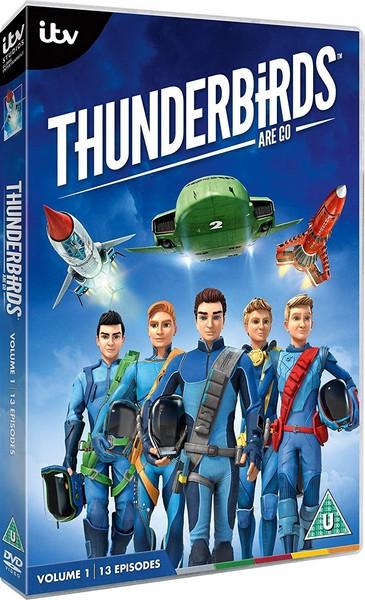 Thunderbirds Are Go: Volume 1 (2015) (DVD)