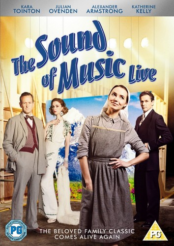 The Sound Of Music Live (DVD)