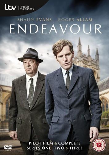 Endeavour - Series 1-3 (DVD)