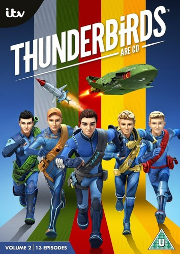 Thunderbirds Are Go - Volume 2 (DVD)