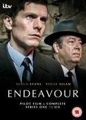 Endeavour Series 1 to 6 [DVD] [2019]