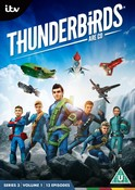 Thunderbirds Are Go Series 3 Vol 1 (DVD)