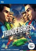 Thunderbirds Are Go: Series 3 Vol 2 (DVD)
