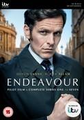Endeavour: Series 1-7 (DVD)