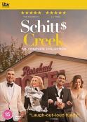 Schitt's Creek: Complete Series 1-6 [2020] (DVD)