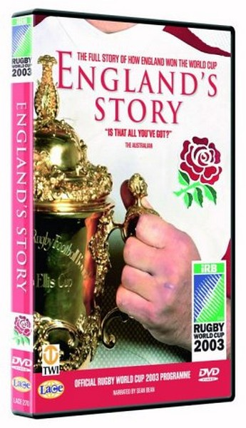 Rugby World Cup 2003 - Englands Story