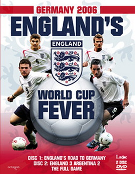Englands World Cup Fever (DVD)