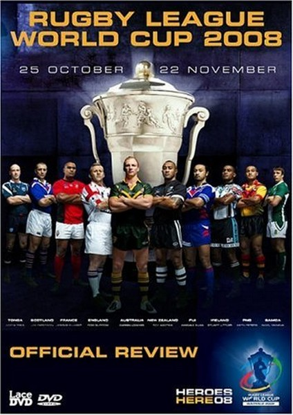 Rugby League World Cup (DVD)