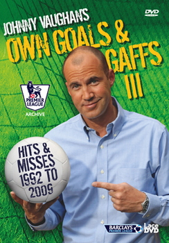 Johnny Vaughan'S Own Goals And Gaffs - Hits And Misses (DVD)