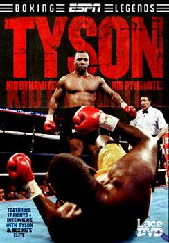 Espn - Tyson - Kid Dynamite (DVD)