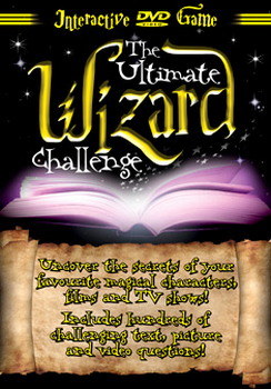 The Ultimate Wizard Challenge (DVD)